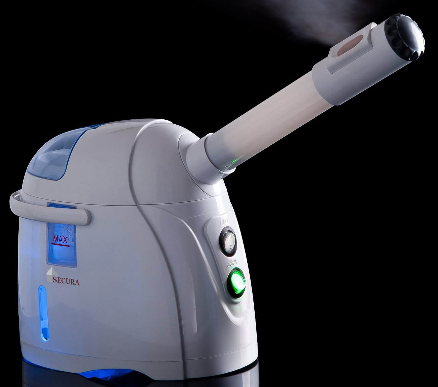 Micro-fine Hot And Cool Mist? My Secura Steamer Review